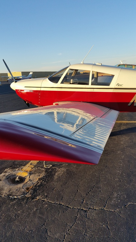 1963 Piper Cherokee 235 $39,900 **SOLD** - R&R Unlimited INC