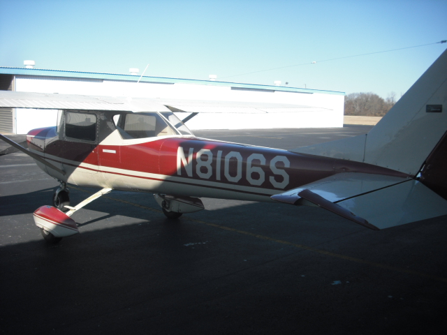 1966 Cessna 150F $16,900 **SOLD** - R&R Unlimited INC